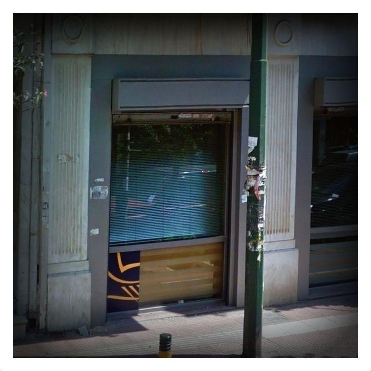 Window - rephotography, Athens, Greece - dispel | ello