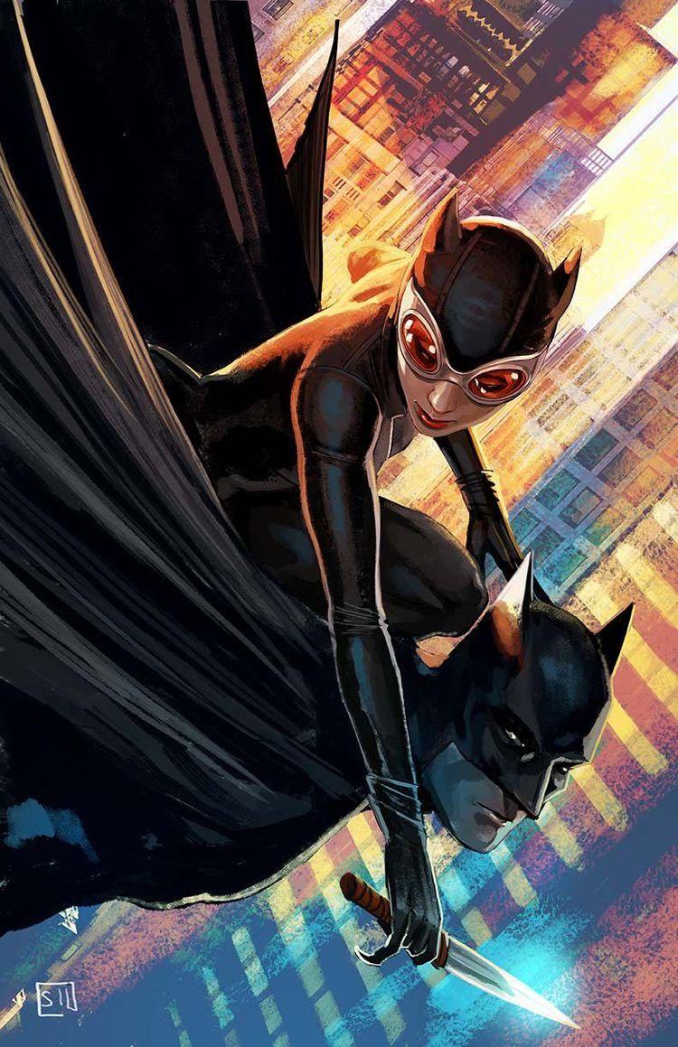 Stephanie Hans - Batman - 15, comics - m-h-l-curates   ello