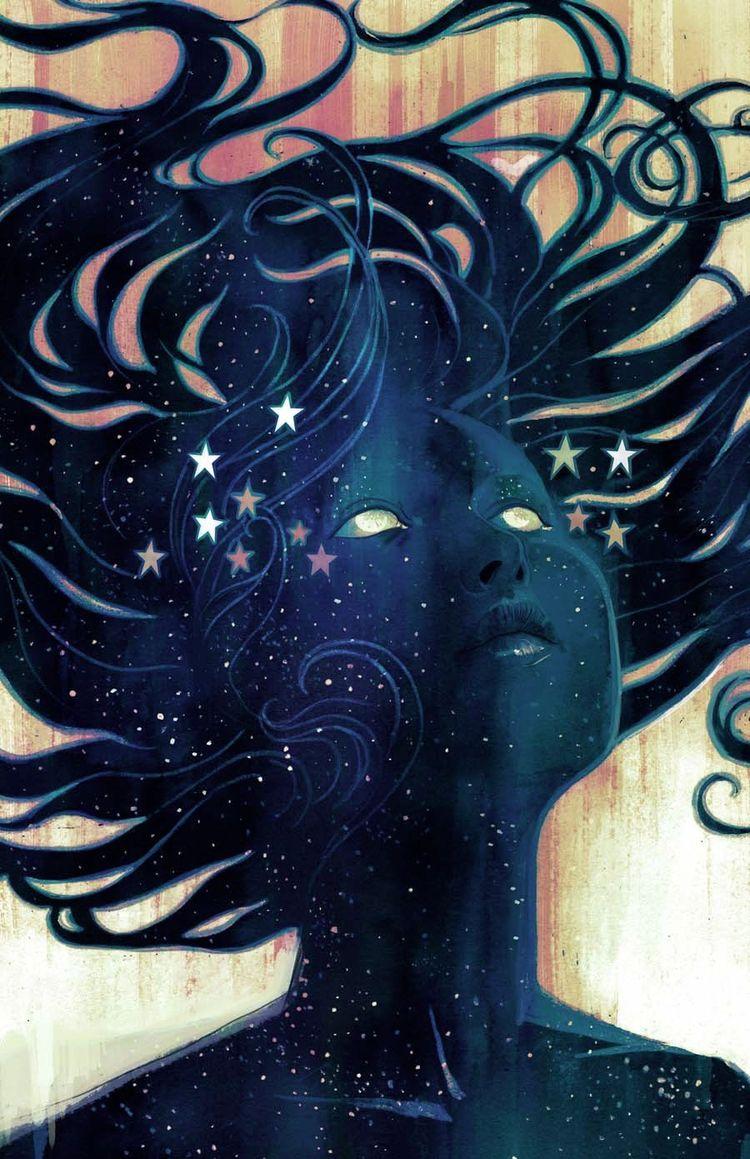 Stephanie Hans - Singularity - comics - m-h-l-curates | ello