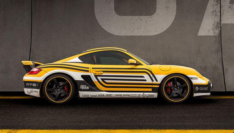 GYBE Racing Sports Car Design B - ernst3000 | ello