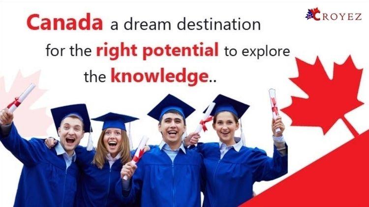 Canada student visa assistance  - croyezimmigration | ello