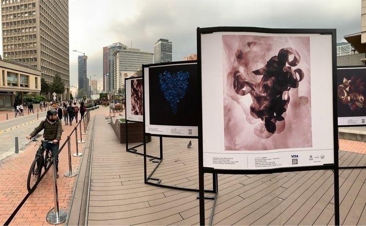 Bogota Exhibition - street, exhibit - theotherjuan | ello