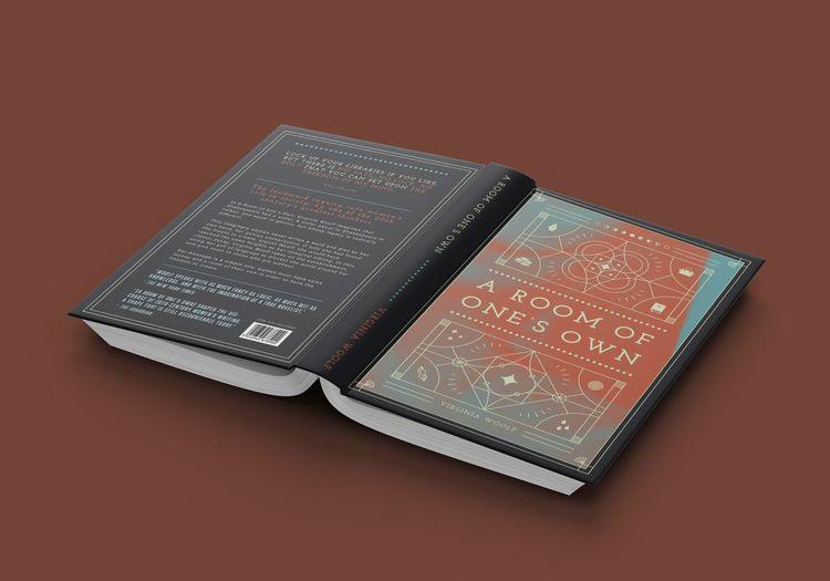 Book cover redesign Virginia 19 - petralee | ello