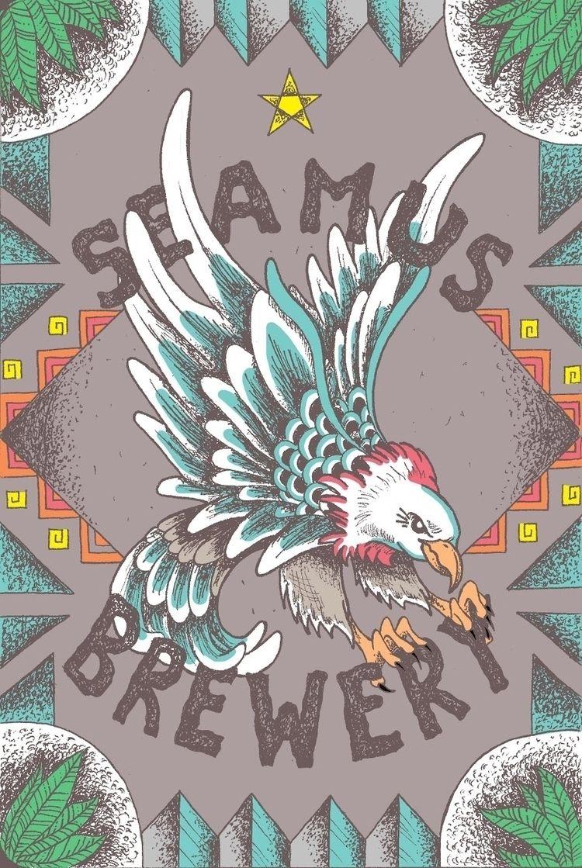 Seamus Brewery — wear true red - rebecca_jane | ello