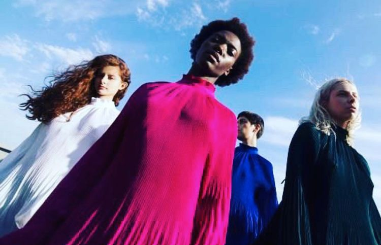great platform collaboration - Fashionweeks - narabani | ello