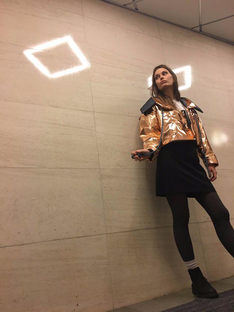 Lisa Astarte jacket - okult, mythnation - okult | ello
