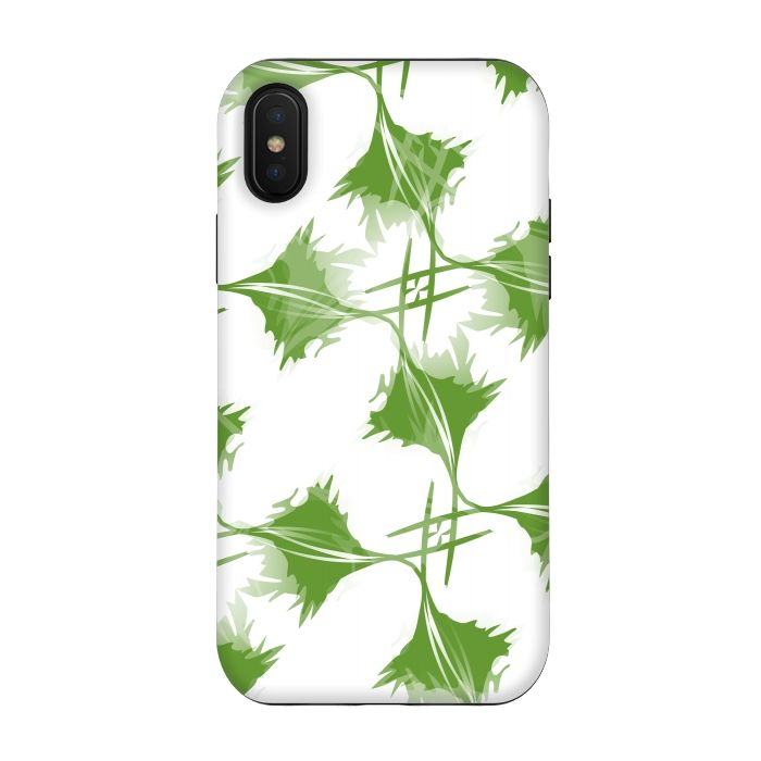 Green Leaves premium material d - creativeaxle | ello