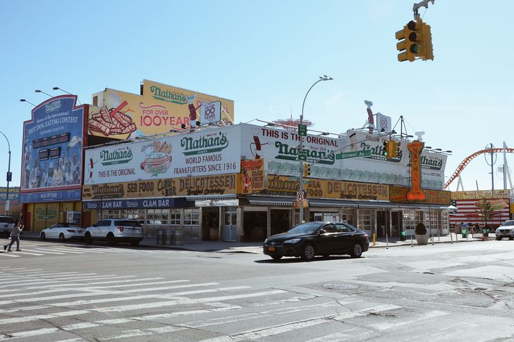 place real? - Coney Island York - fabiennegutjahr | ello
