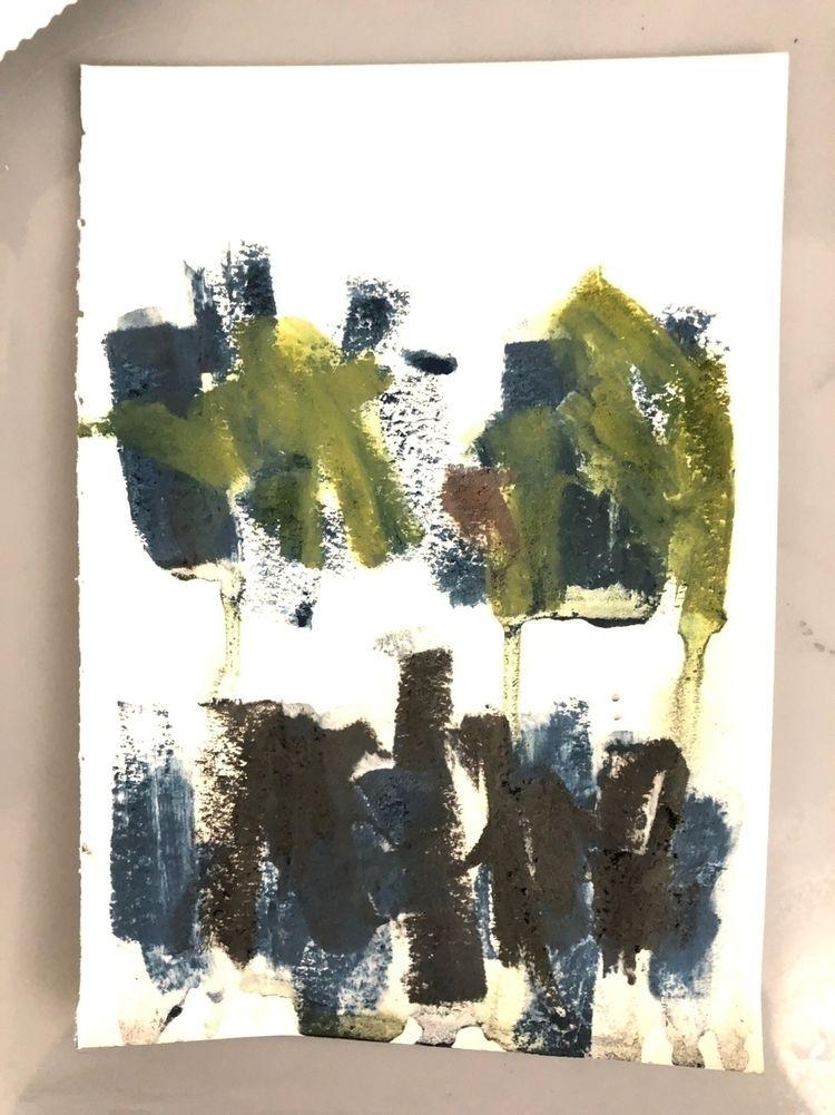 Graphite paper, 8x6 inches. wor - mkgv | ello