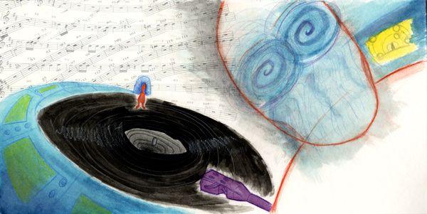 illustration series inspired Ca - preston5 | ello