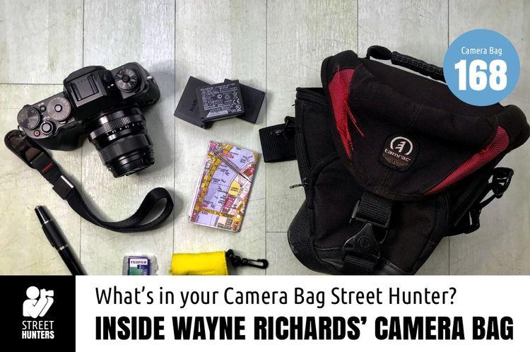 CAMERA BAG STREET HUNTER? Camer - spyridon | ello