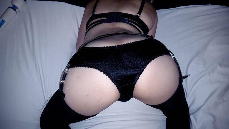 nsfw, exhibitionist, lingerie - portraitofperversion | ello