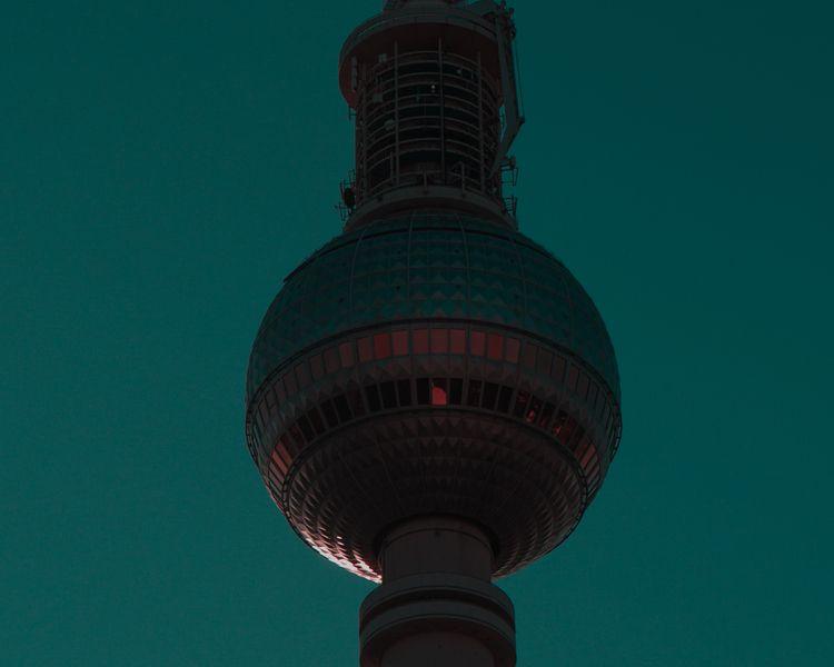 TV-Tower - berlin, tvtower, urban - alda_kw | ello