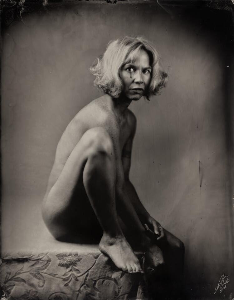 Black tear, Wetplate collodion  - andreasreh | ello