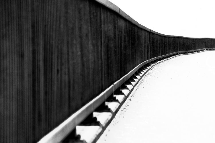 Minimal Bridge Deck - monochrome - jeff_day | ello
