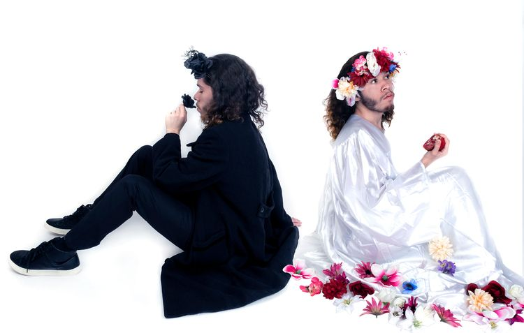persephone genderbend2 2018 - photography - cherryparris   ello