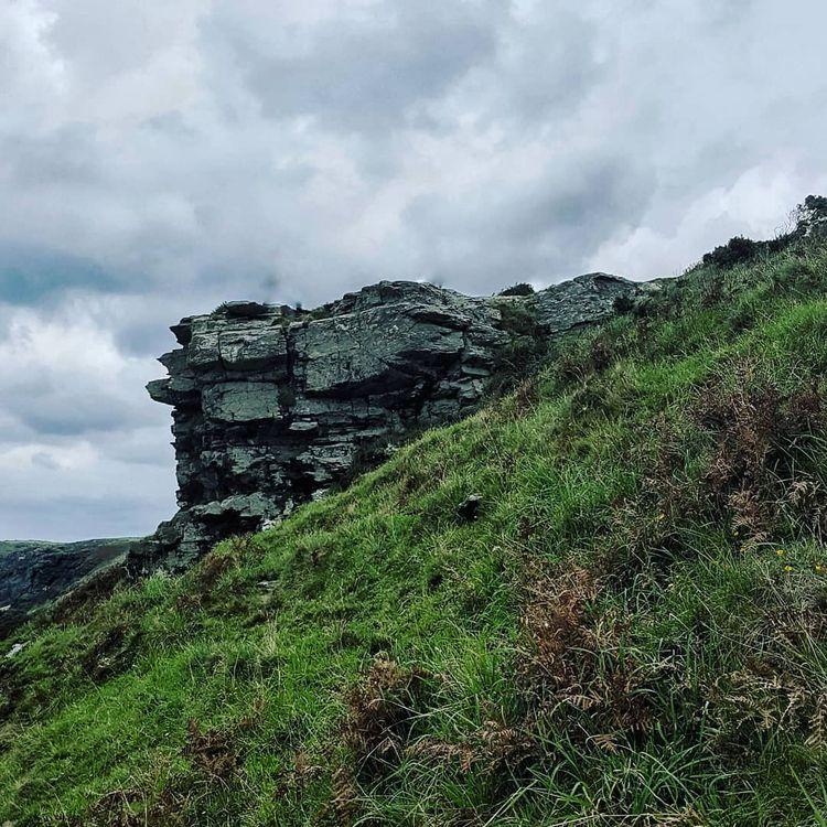 Tintagel, Cornwall - tintagel, cornwall - lowenhazel | ello