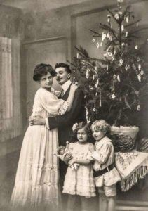 Vintage, victorian, christmas - victorianchap | ello