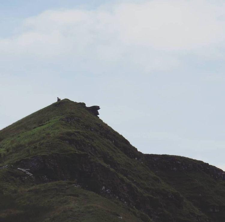 Pen fan, Wales - penyfan, myphotography - lowenhazel | ello