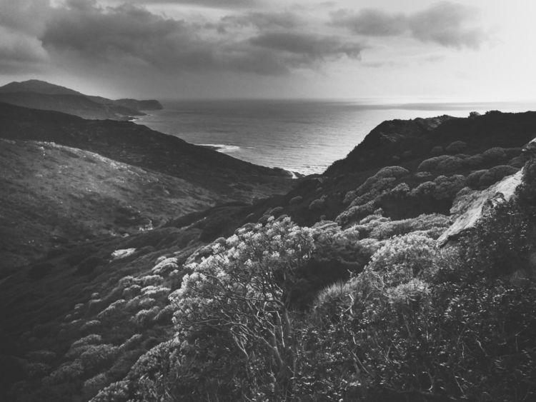Seascape, north-western coast S - gavinobazzoni   ello