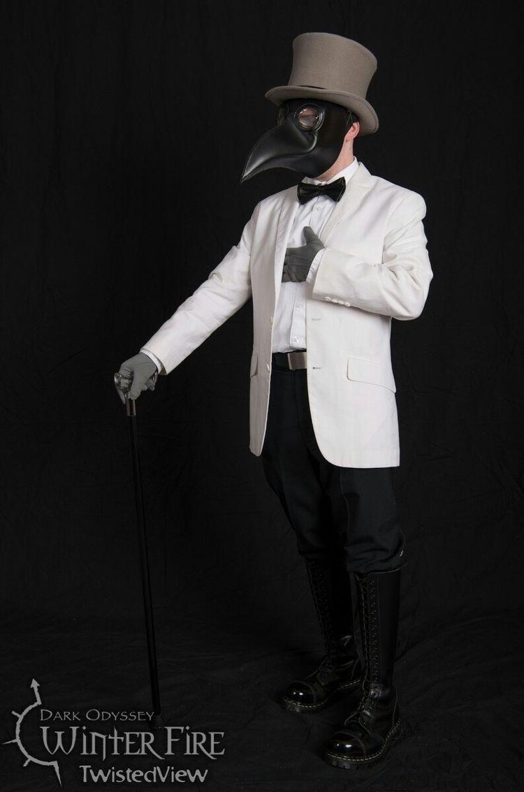 Outfit put - masks, suit, costume - _mister_ | ello