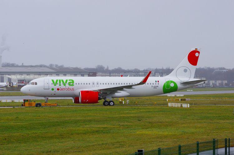 VivaAerobus, A320, neo, A320neo - brummi | ello