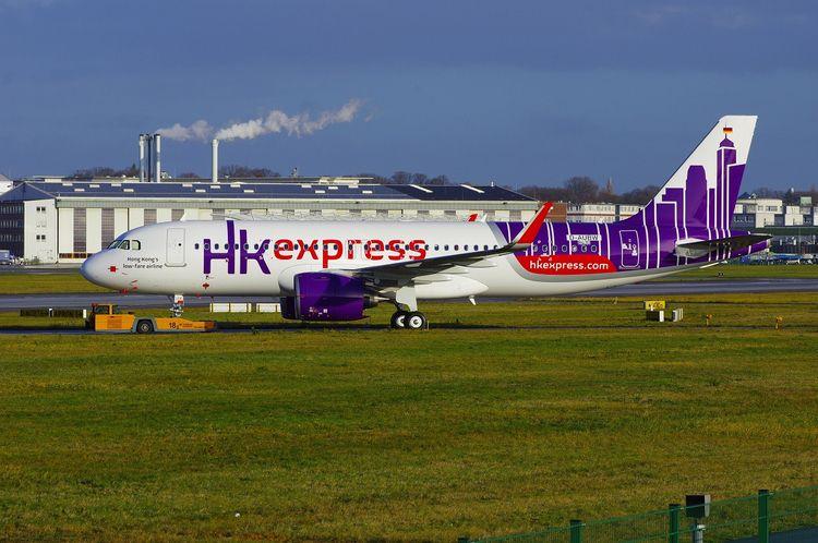 HongKongExpress, A320, neo, A320neo - brummi | ello