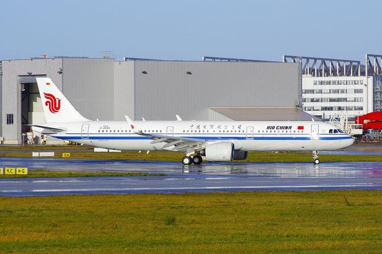 AirChina, A320, neo, A320neo - brummi | ello