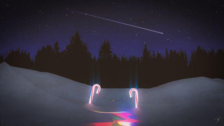 everydays / night light 12/6/20 - drewmadestuff | ello