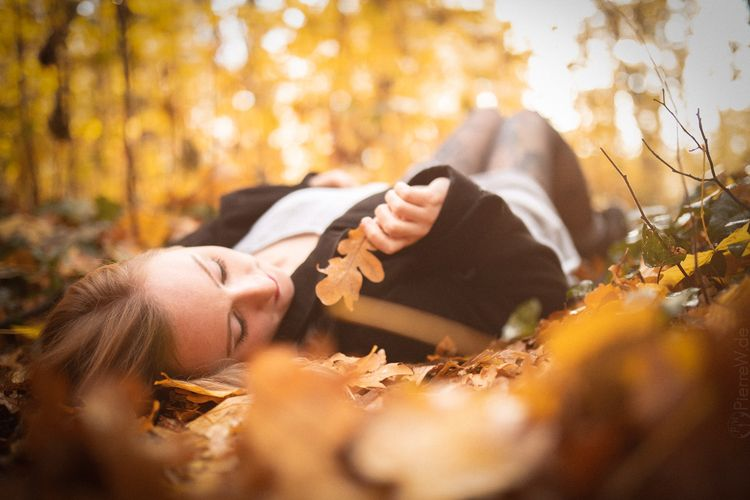 Autumn Shelly - fall, autumn, outdoor - pierrew_de | ello