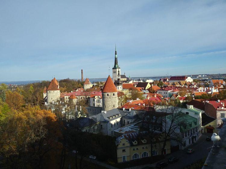 picture visited city Tallinn, E - thisdudelander | ello