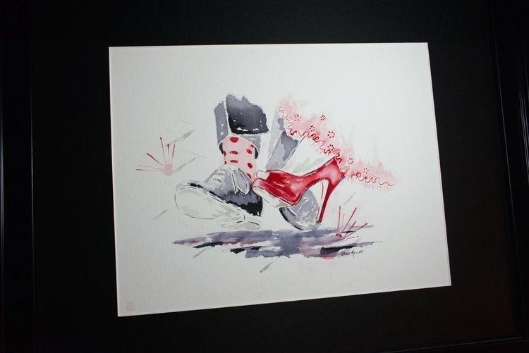 painting, art, portrait, watercolor - stevehewittartstudio | ello