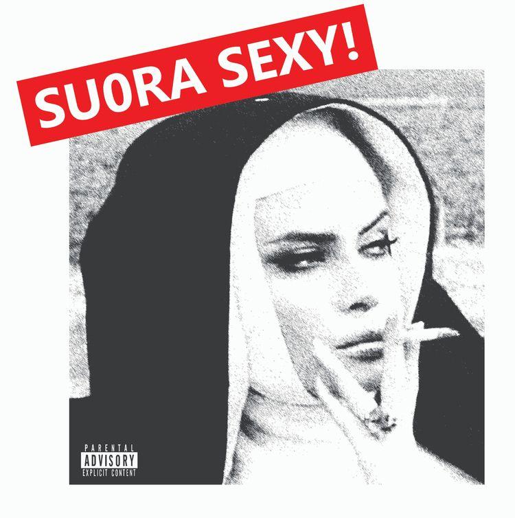 SUORA SEX ~ sexy nun acrylic sc - michibroussard | ello