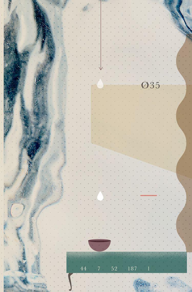 Postage Stamp graphic / print  - markograf | ello