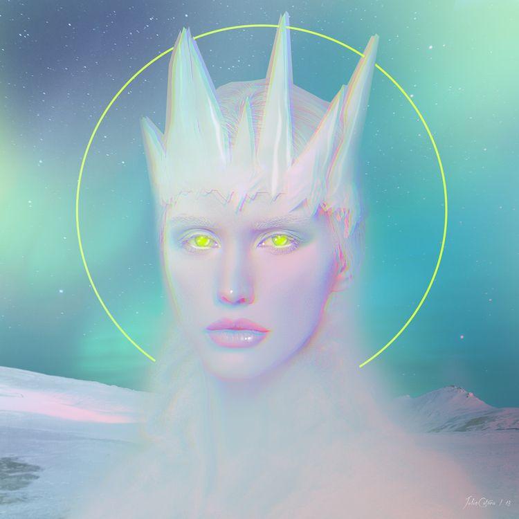 TRUTH: Aurora Borealis rob free - juliecatona   ello
