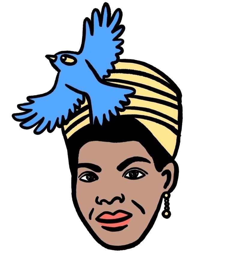 Maya Angelou love book « Audaci - sheina-illustration   ello