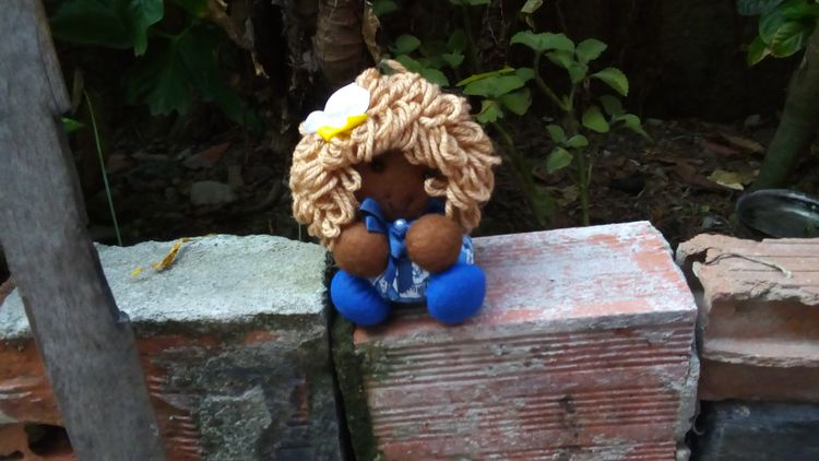 Blue Cute Hanging Doll Etsy sho - ticaevartes | ello