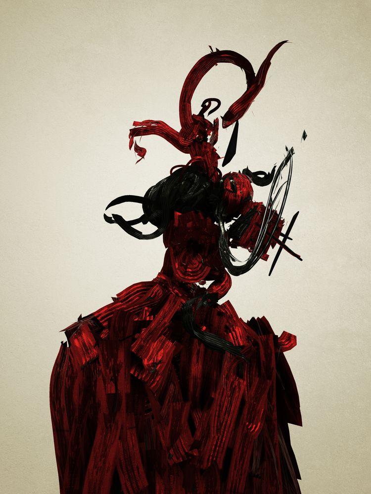 colors head ahsheegrek - cgi, painting - ahsheegrek | ello