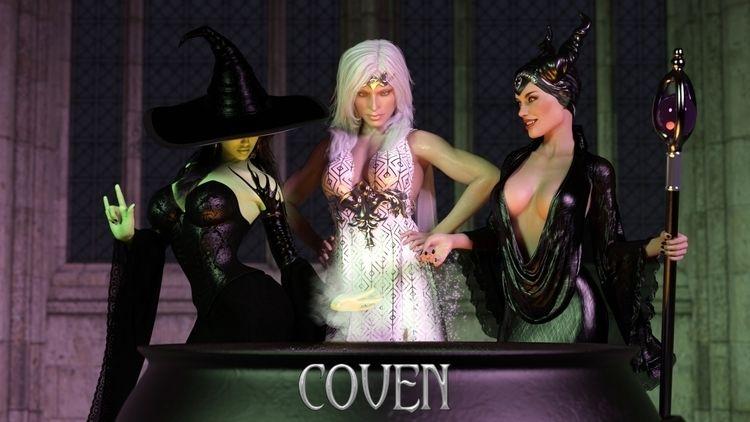 Alexander2, Coven, Wicked, FaerieQueen - dangerouslines | ello