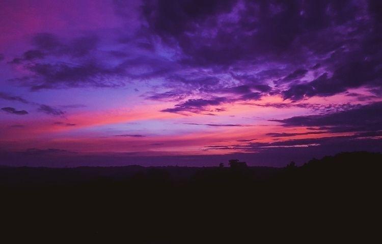 5:30 - sun, sunrise, sunshine, clouds - felipehelfstein | ello