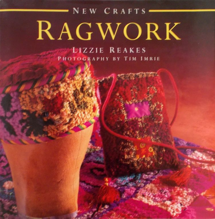 25% RAGWORK Lizzie Reakes  - giftideas - theresa-marchione | ello