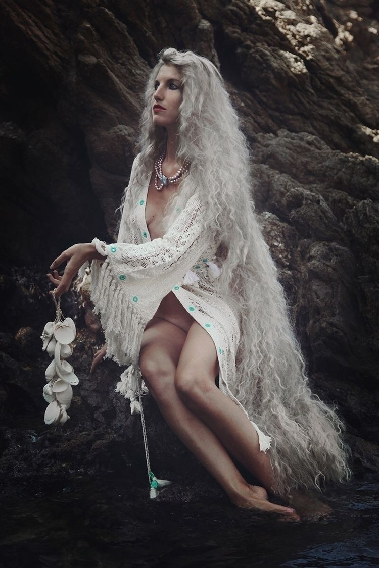 """Ocean Diva"" – Photographer: Na - darkbeautymag | ello"