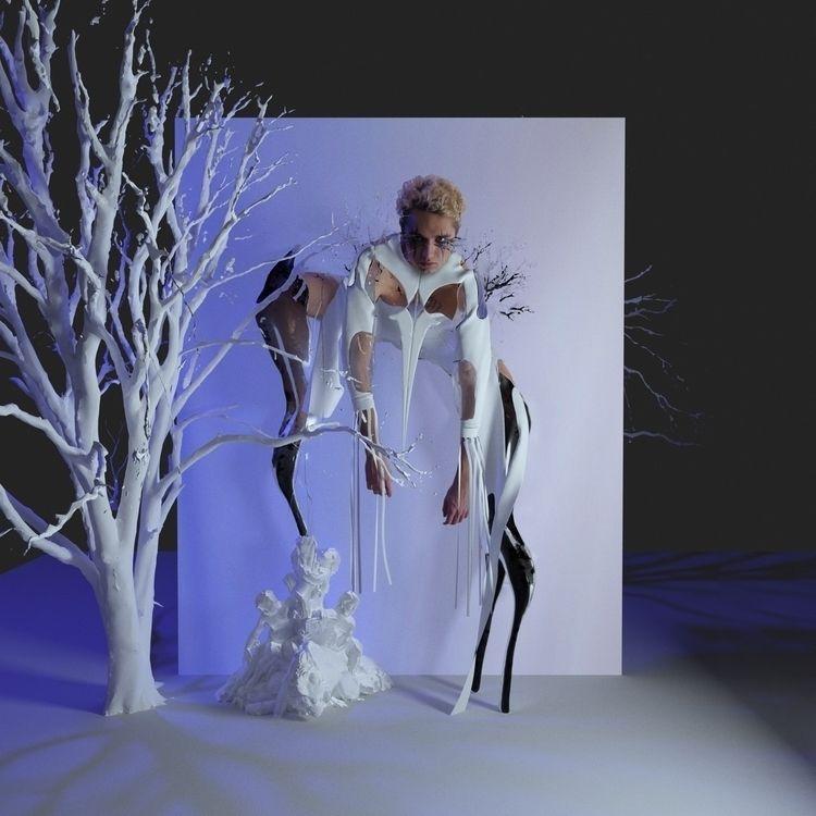 Original 3D fashion - ello, art - rvdimir | ello