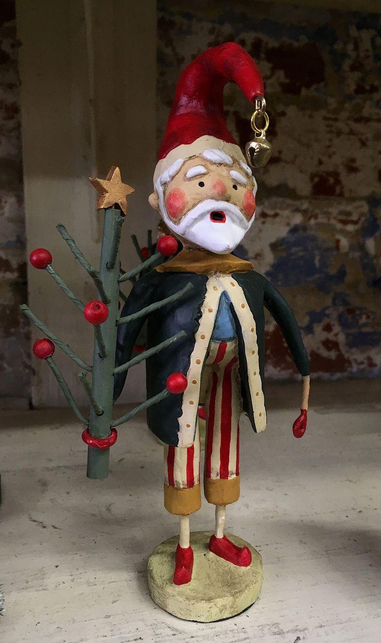 1489. reimagining Santa Claus C - moosedixon | ello