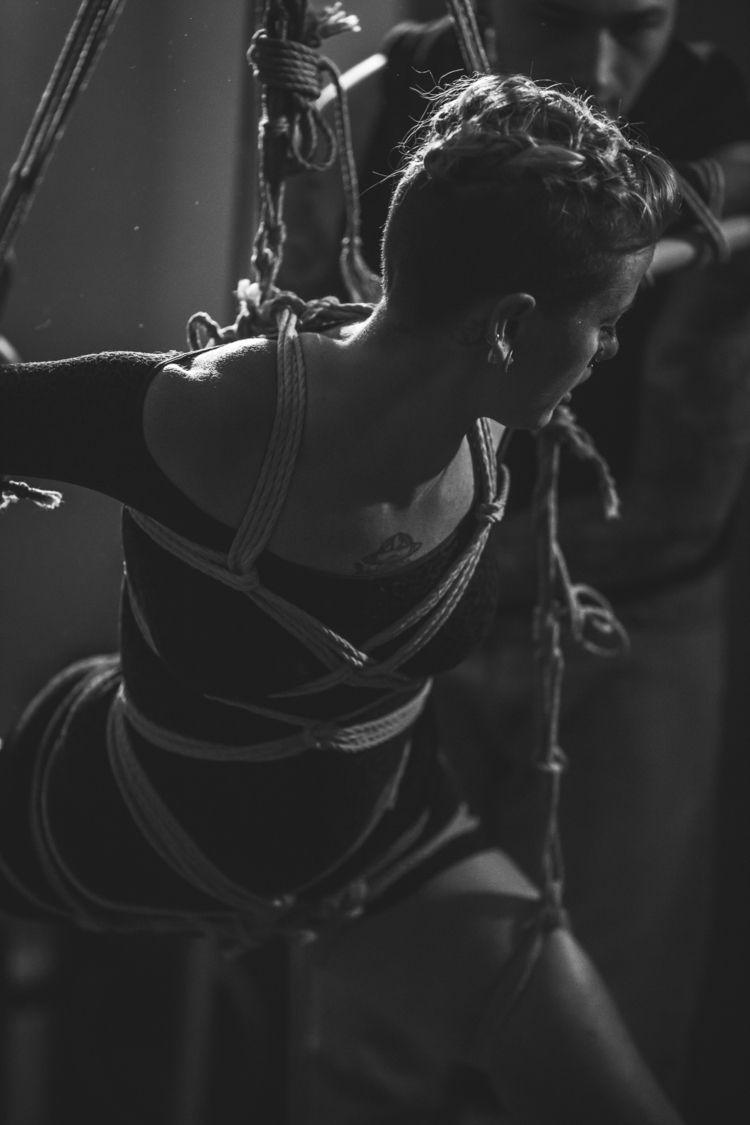 Rope artist: IG) Photo - kinbaku - fuckyourvanilla | ello