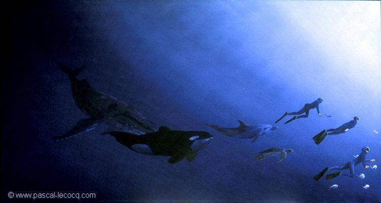 CONTINUO MILLENIUM - Part 1/3 o - bluepainter | ello