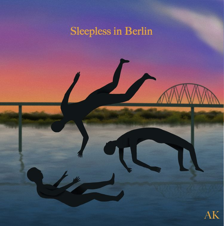 Sleepless Berlin Album Art (Per - eraygakci | ello