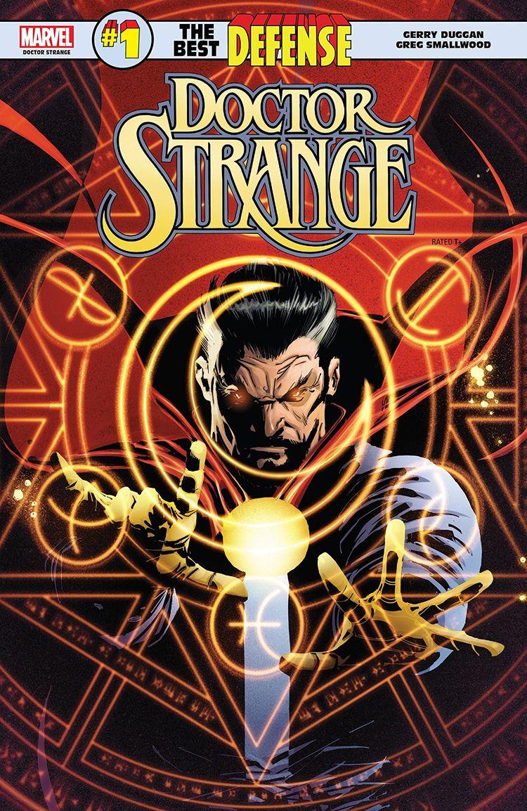 Doctor Strange Defense Marvel C - oosteven | ello