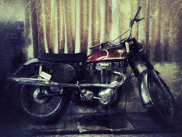 1966 Matchless G80CS Motorcycle - phil_levene   ello