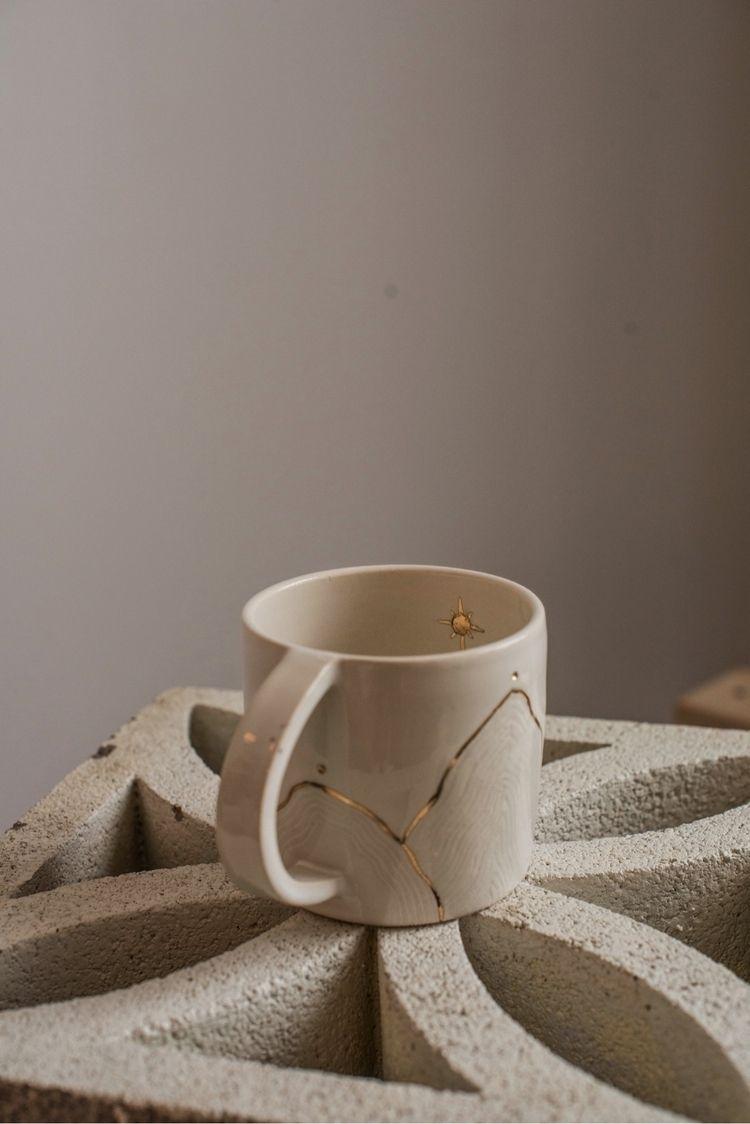 mistymountainmug, ceramicdesign - tinavidak | ello
